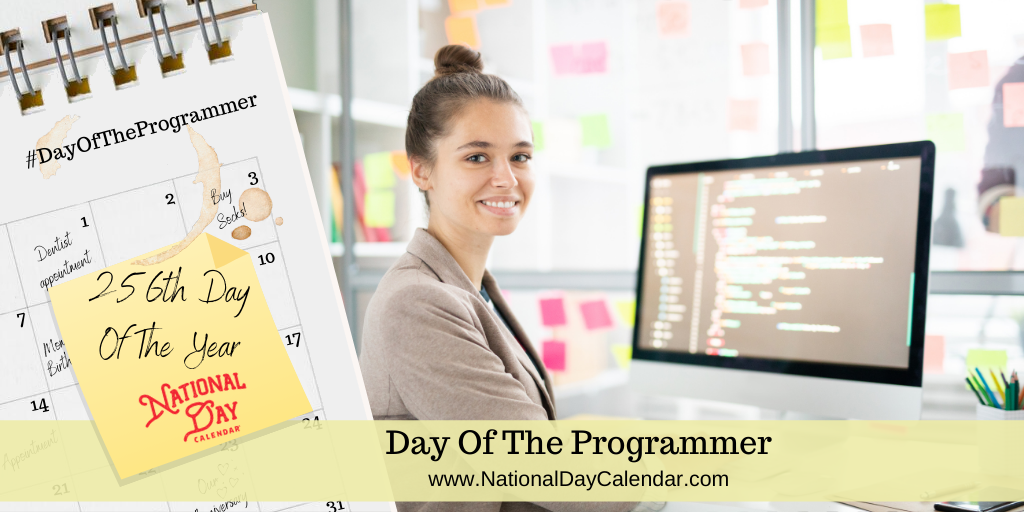 DAY OF THE PROGRAMMER - 256th Day of the Year