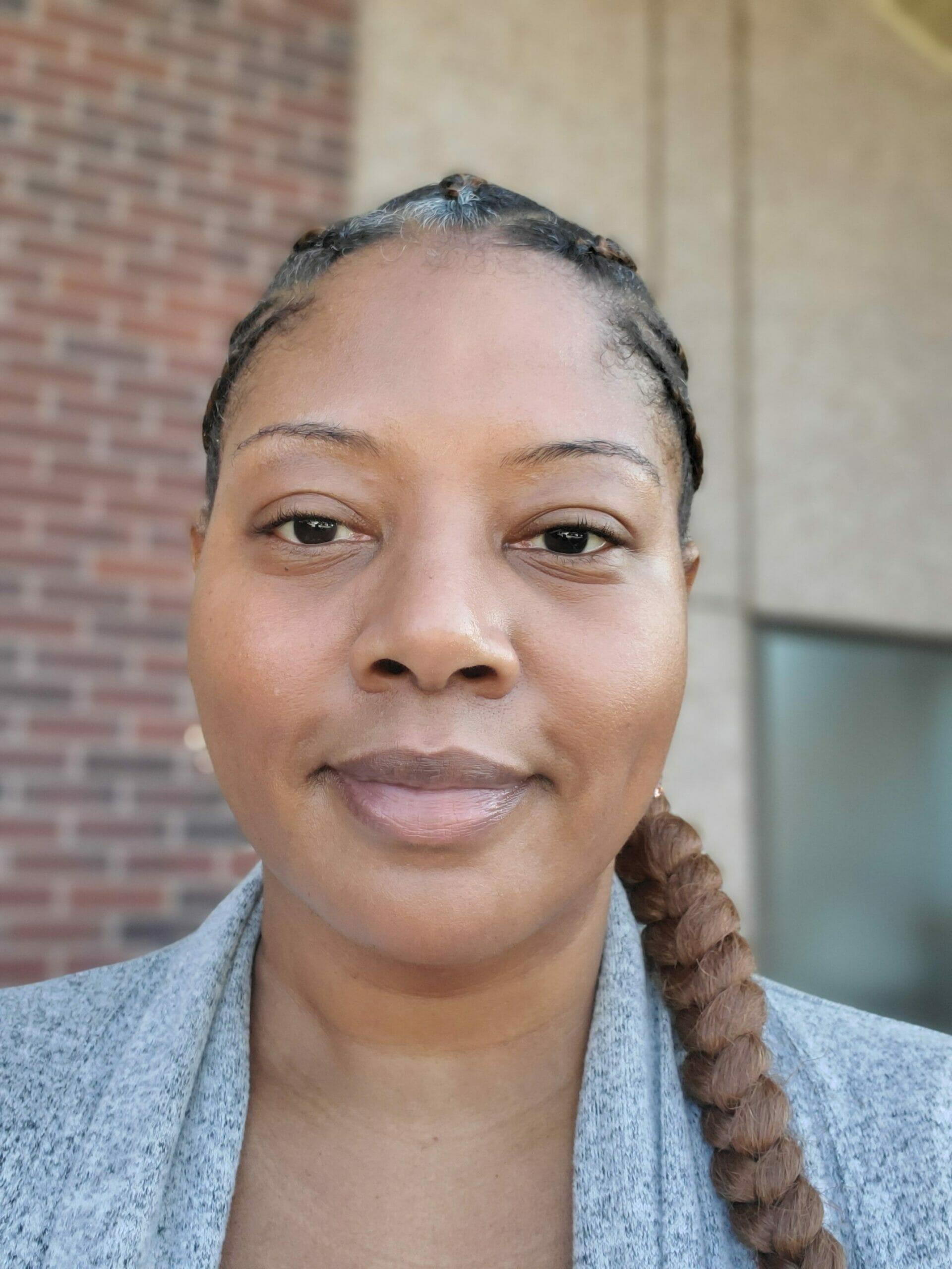 Kenisha Jones of My Care Initiative