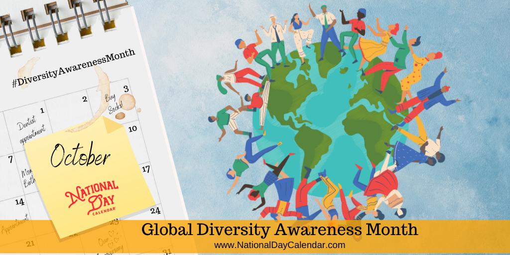 Diversity Awareness Month - October
