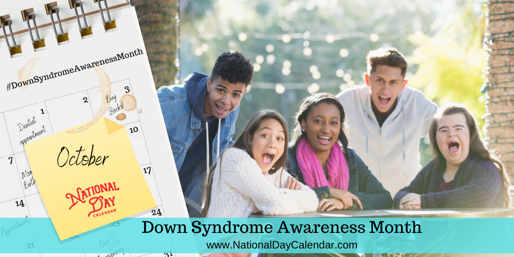 Down Syndrome Awareness Month - October (1)