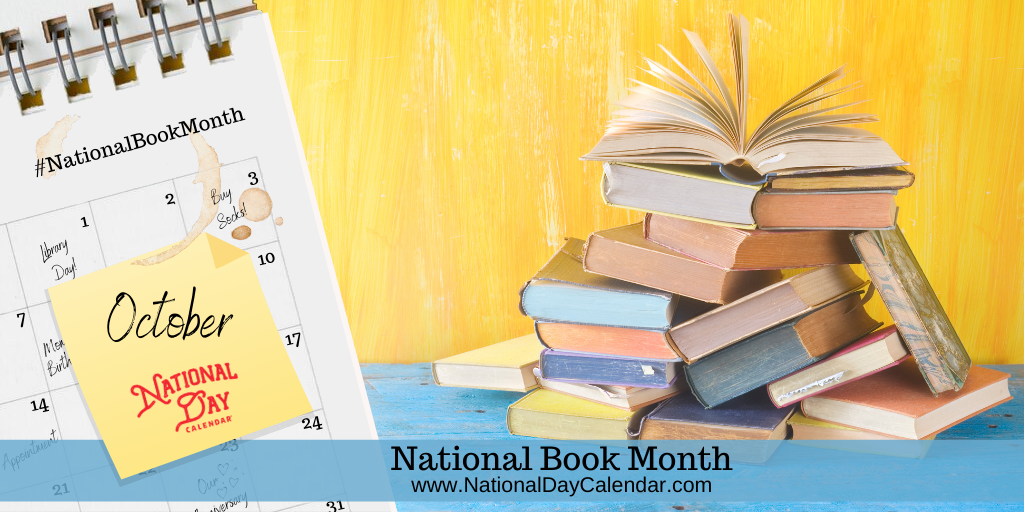 National Book Month - October