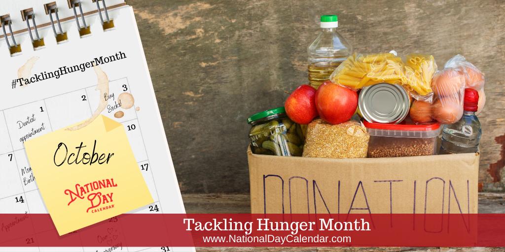 Tackling Hunger Month - October