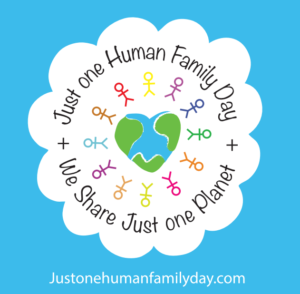 Just One Human Family Item