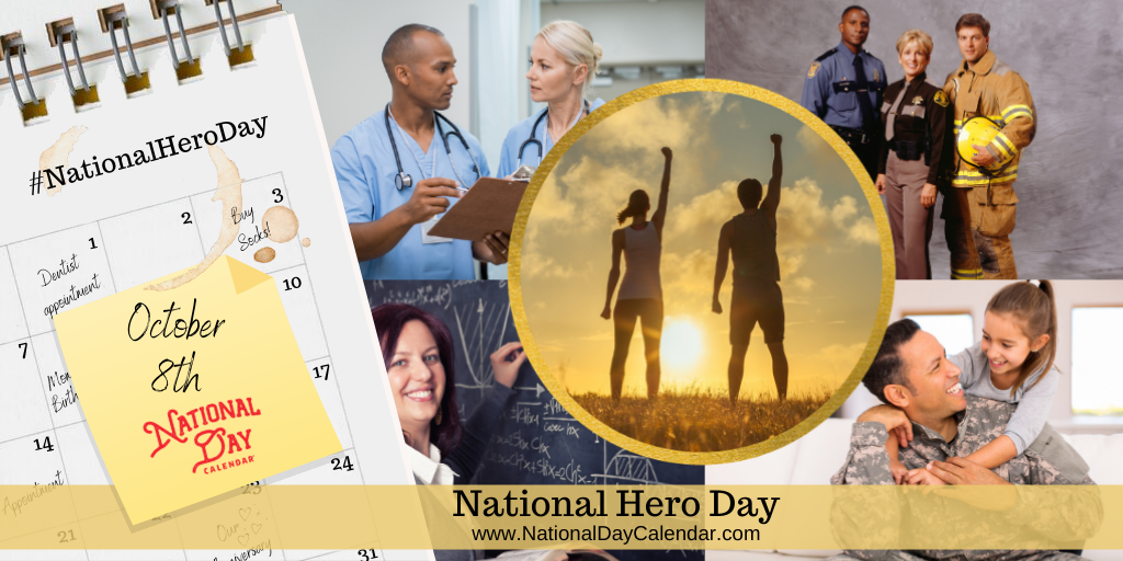 National Hero Day - October 8