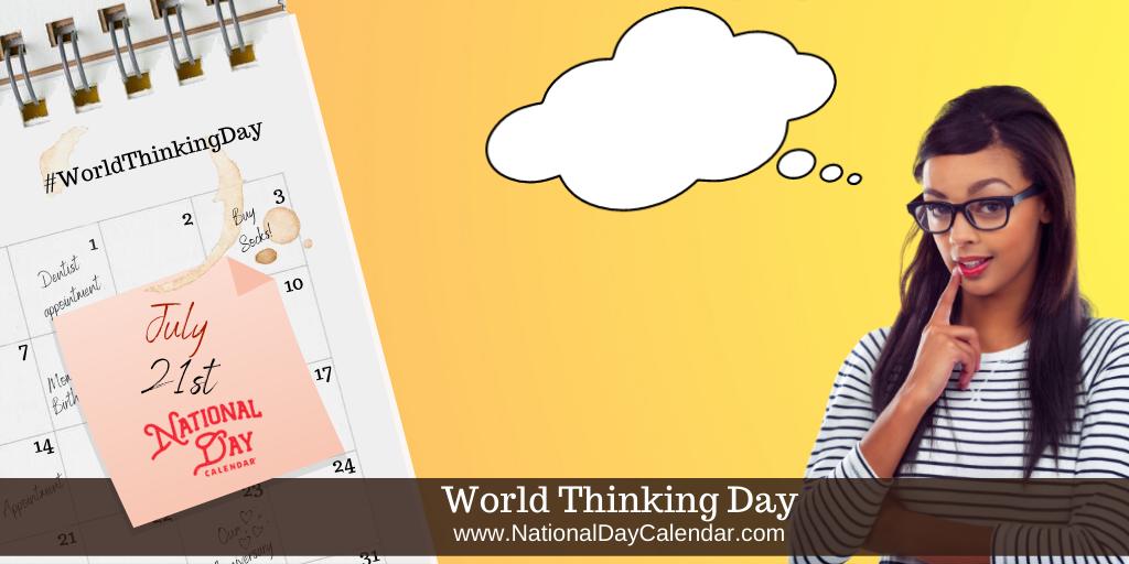 World Thinking Day - February 22