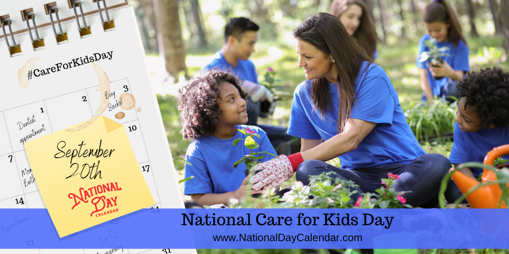 NEW DAY PROCLAMATION | NATIONAL CARE FOR KIDS DAY – September 20