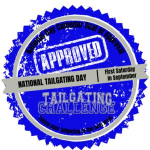 Tailgating Challenge seal