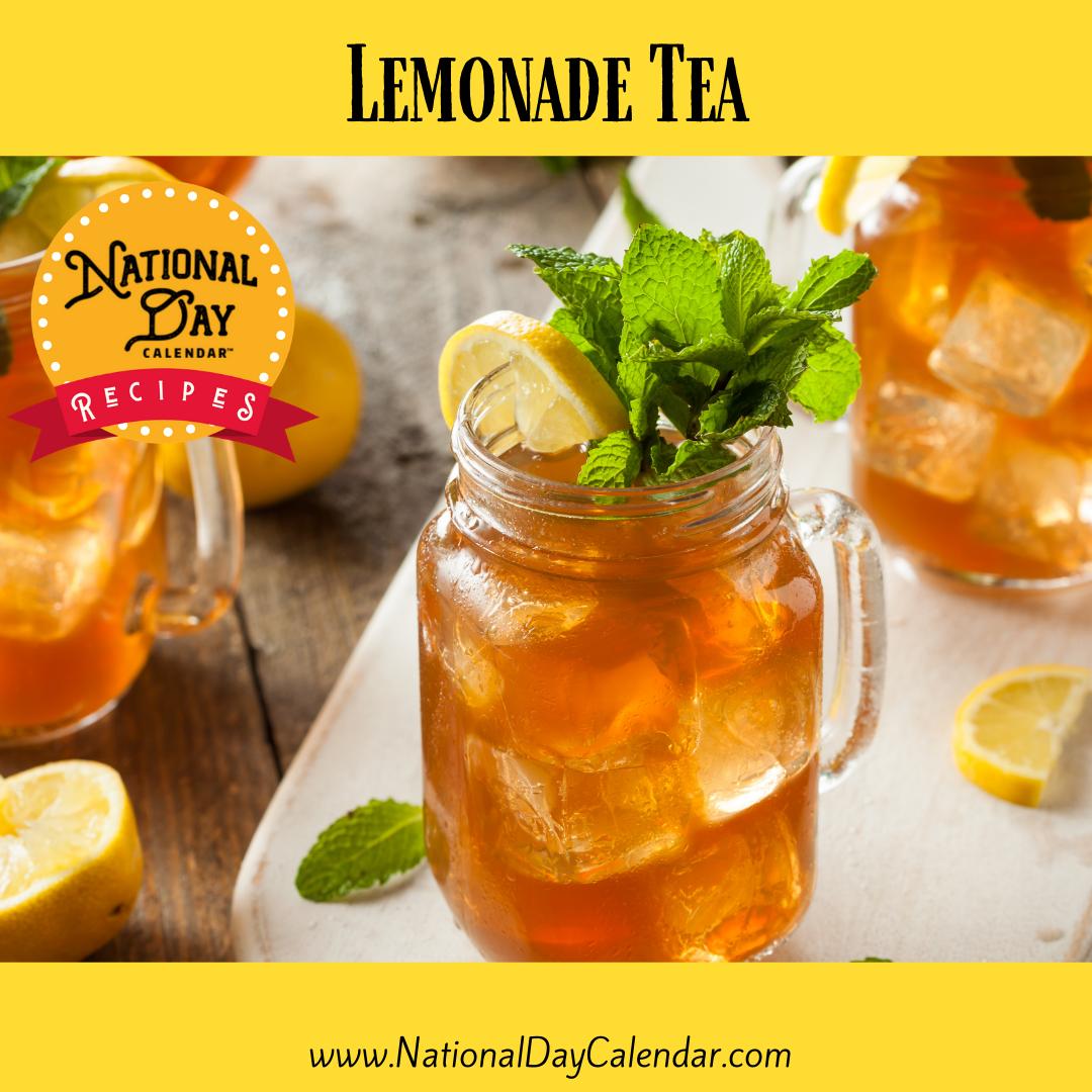 Lemonade Tea Recipe