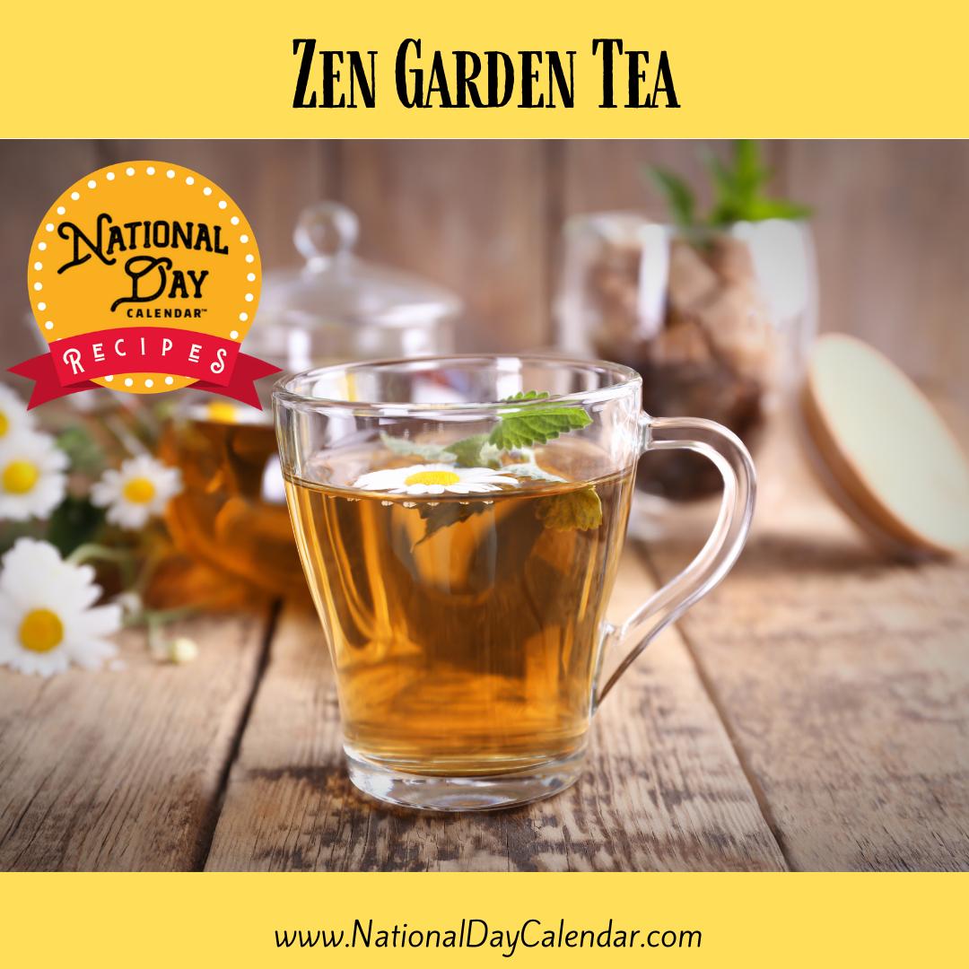 Zen Garden Tea