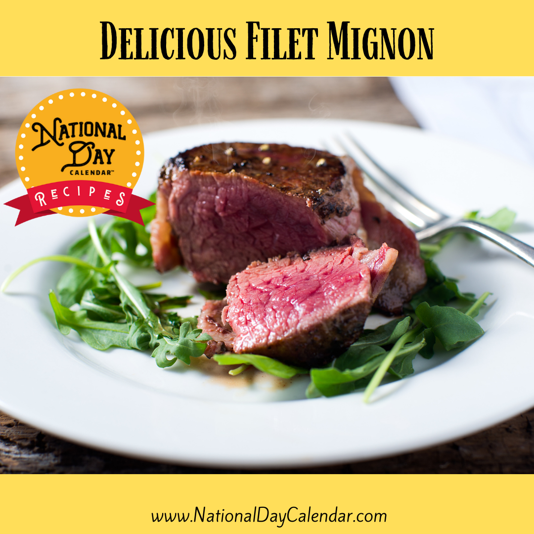 Delicious Filet Mignon