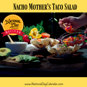 Nacho Mother's Taco Salad 810 x 810