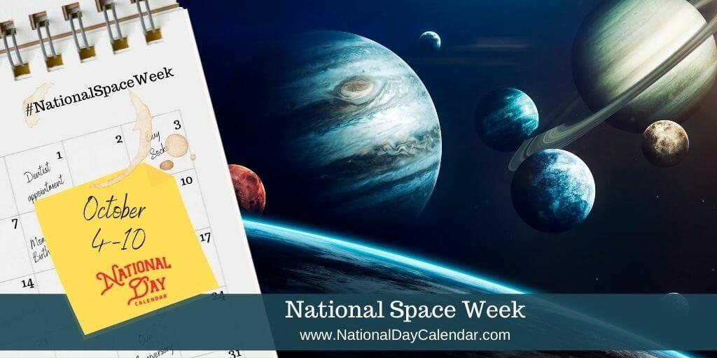 National Space Week