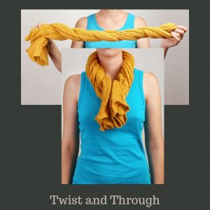 Twist and through