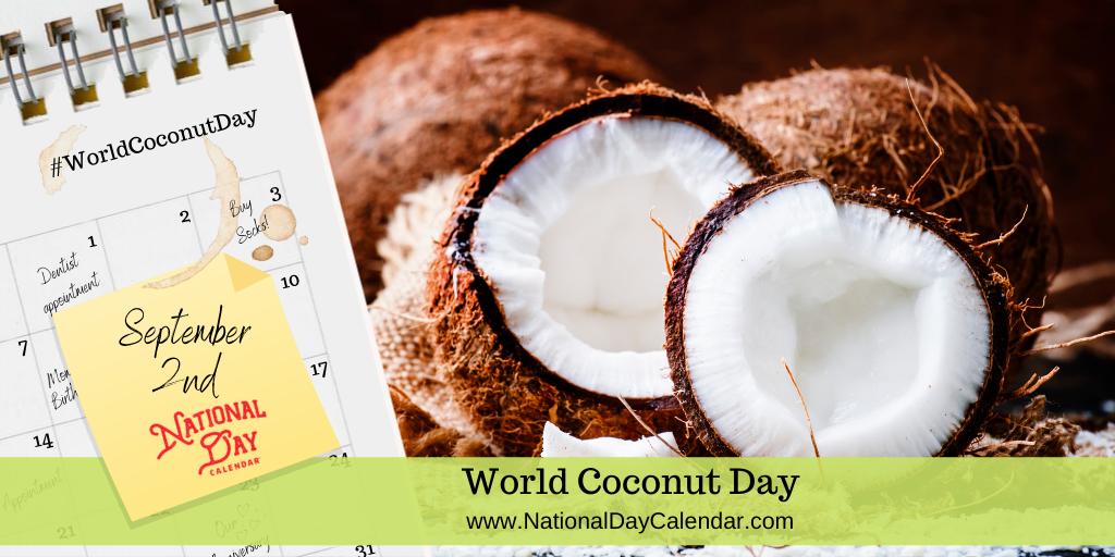 World Coconut Day - September 2