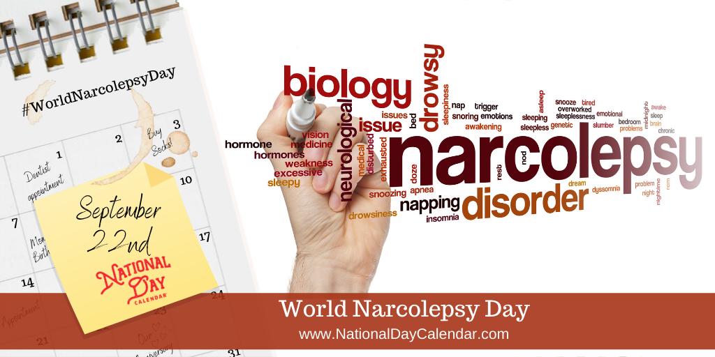 World Narcolepsy Day - September 22